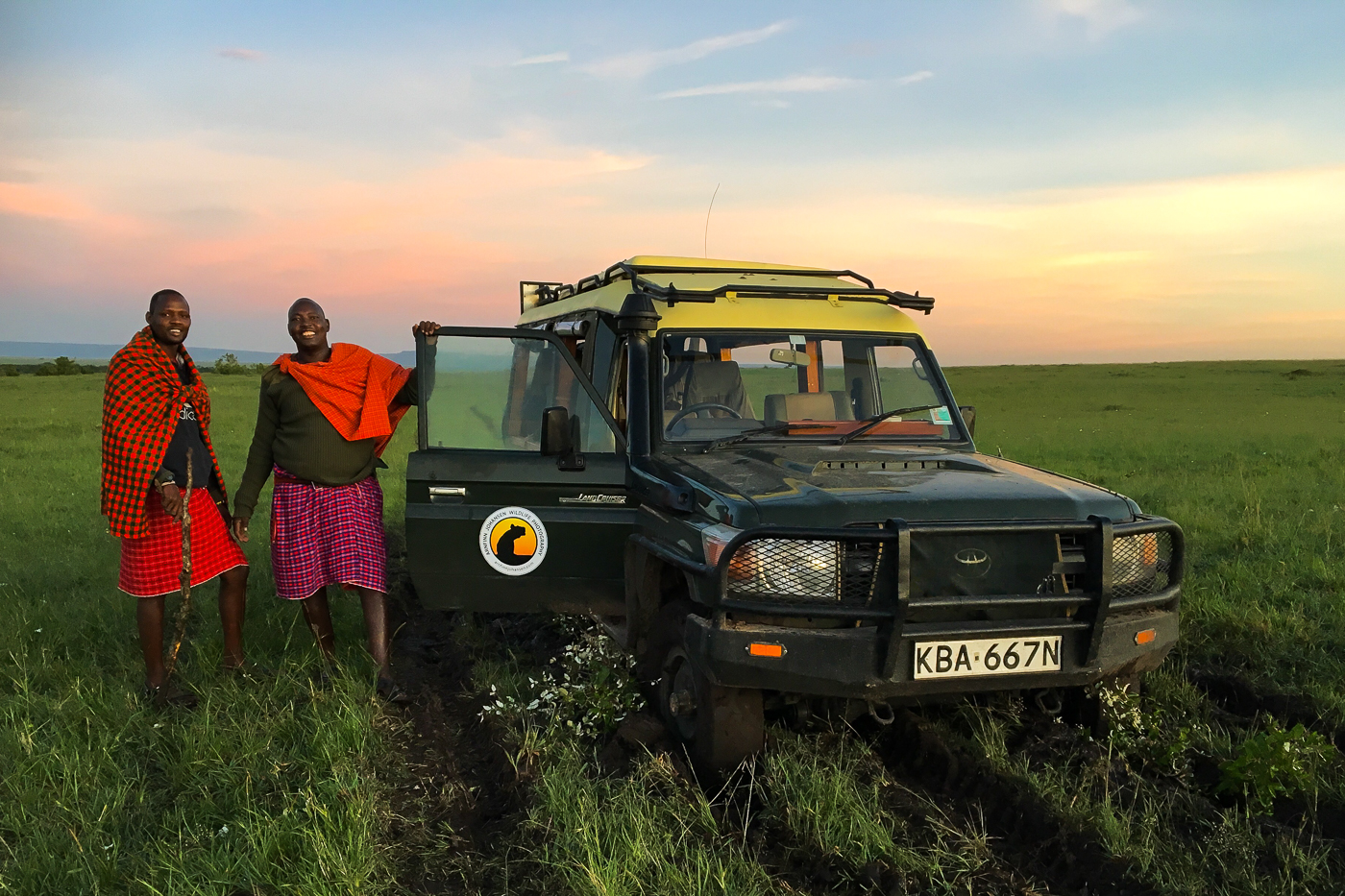 Modified Landcruiser - Img 1 - Oltepesi Tented Safari Camp