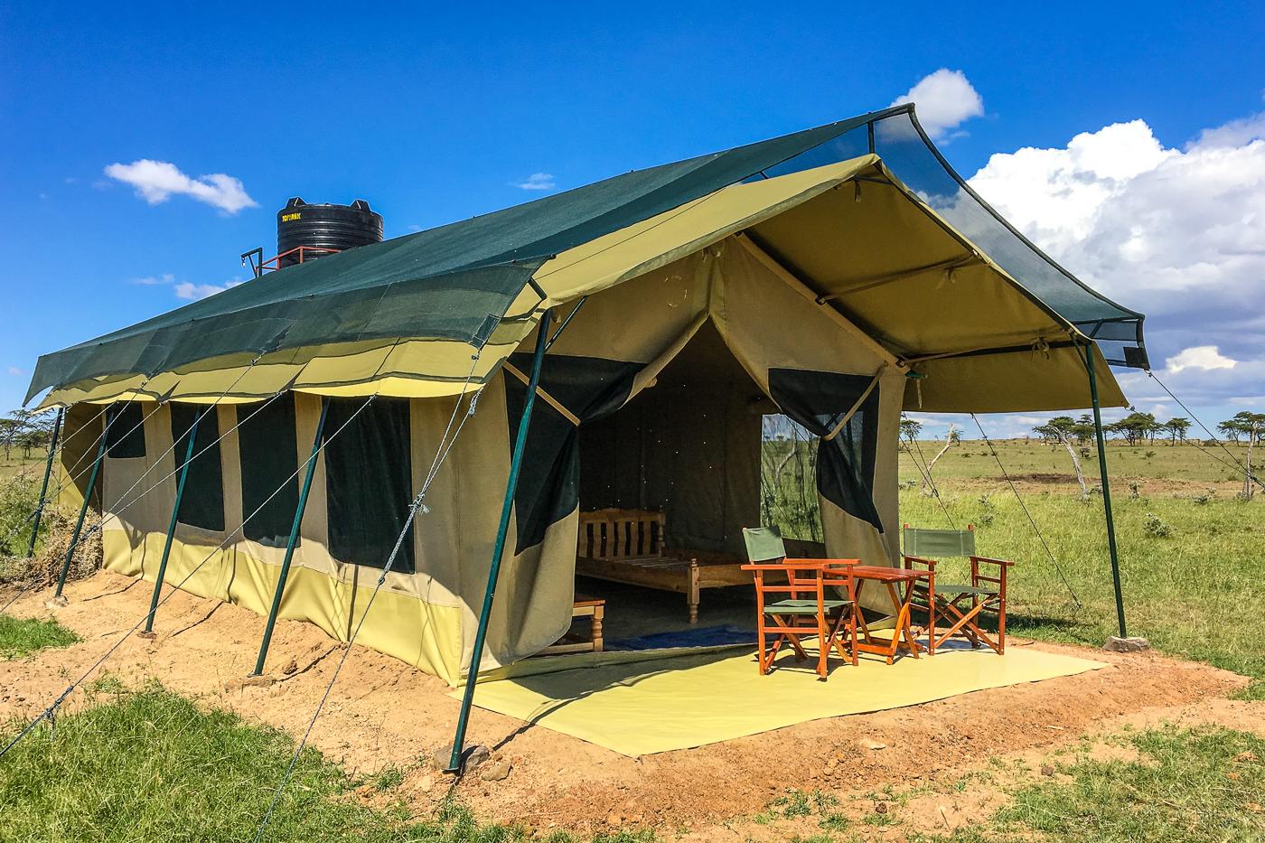 Oltepesi Tented Safari Camp - 01