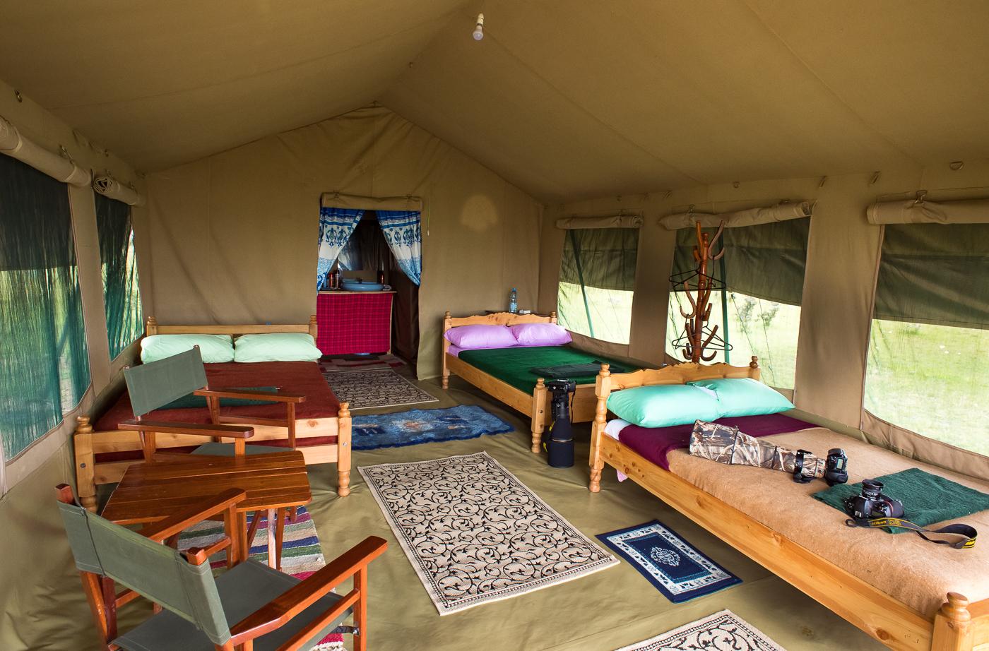 Oltepesi Tented Safari Camp - 02